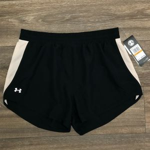 New Under Armour UA Speed Stride Shorts